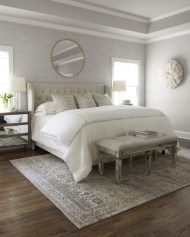 Trendy Farmhouse Master Bedroom Design Ideas 20