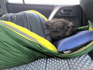 cocoon hyperlight air core pillow