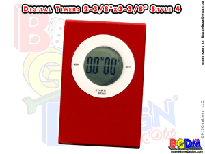 Digital Board Game Timers, Timers for Games