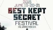 Nieuwe namen en Timetable Best Kept Secret 2015