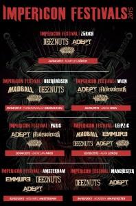 Wat mogen we verwachten voor Groezrock 2015? Impericon Festivals