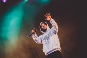 Kendrick Lamar naar Way Out West, Øyafestival en Flow