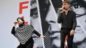 Lollapalooza maakt geslaagd debuut in Berlijn met FFS