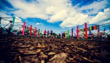 Rock Werchter campings