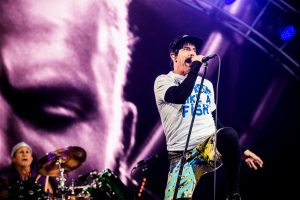NOS Alive 2021 strikt Red Hot Chili Peppers
