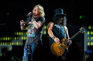 Download Paris stelt Guns N' Roses en nieuwe namen voor