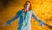 Florence + The Machine naar Rock Werchter 2019