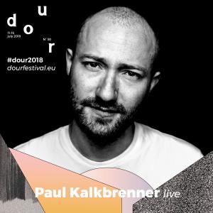 Paul Kalkbrenner naar Dour 2018