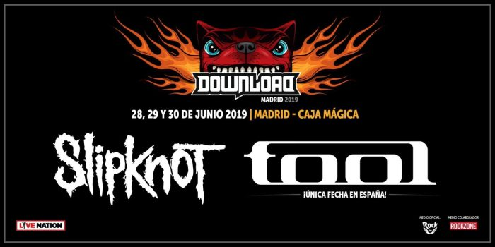 Download Madrid 2019 Slipknot + Tool