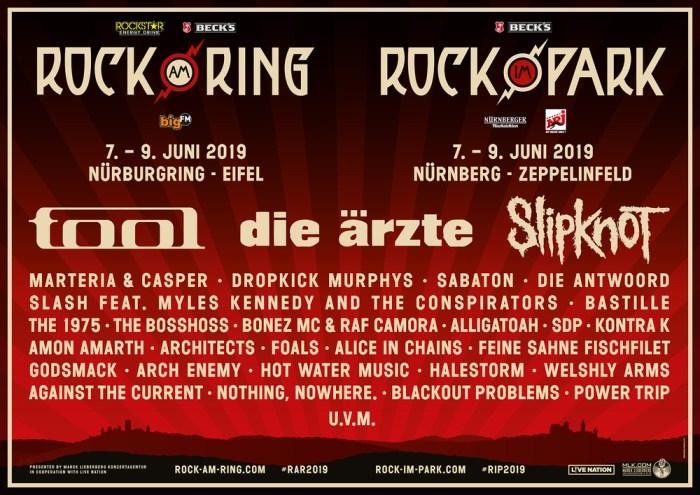 Rock am Ring & Rock im Park 2019