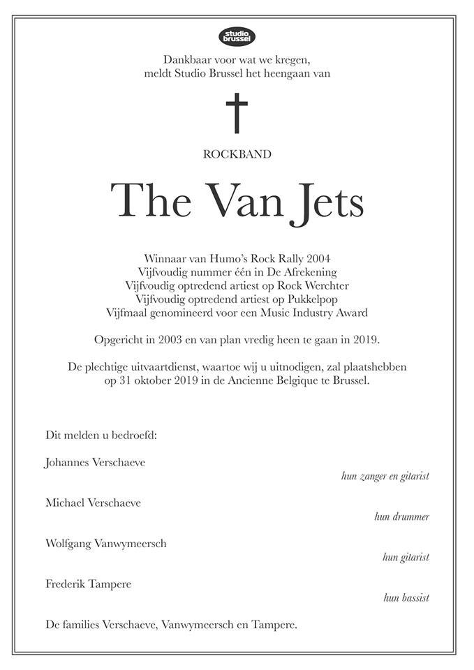 The Van Jets