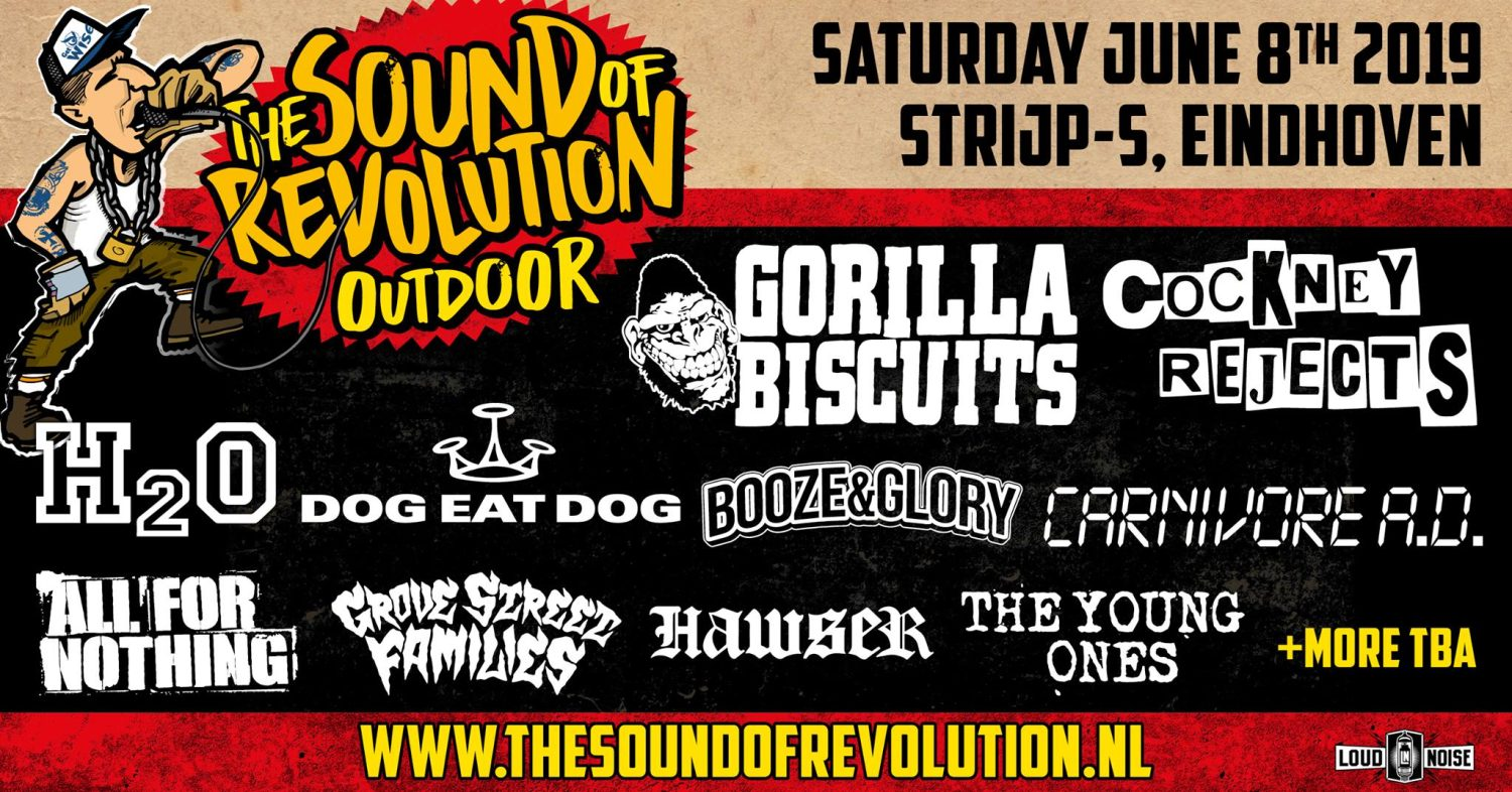 The Sound of Revolution 2019 Outdoor