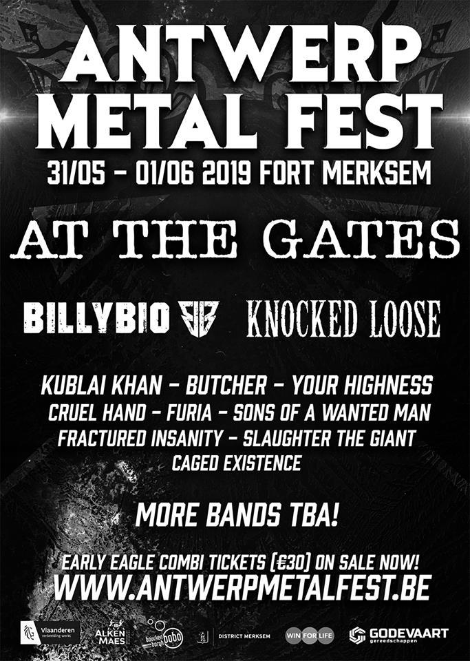 Antwerp Metal Fest 2019