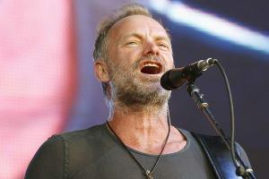 Sting cancelt optreden Gent Jazz op doktersvoorschrift