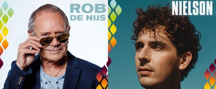 Rob De Nijs en Nielson naar Suikerrock 2019