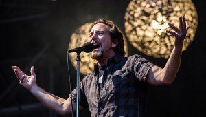 Pearl Jam sluit Pinkpop 2021 af