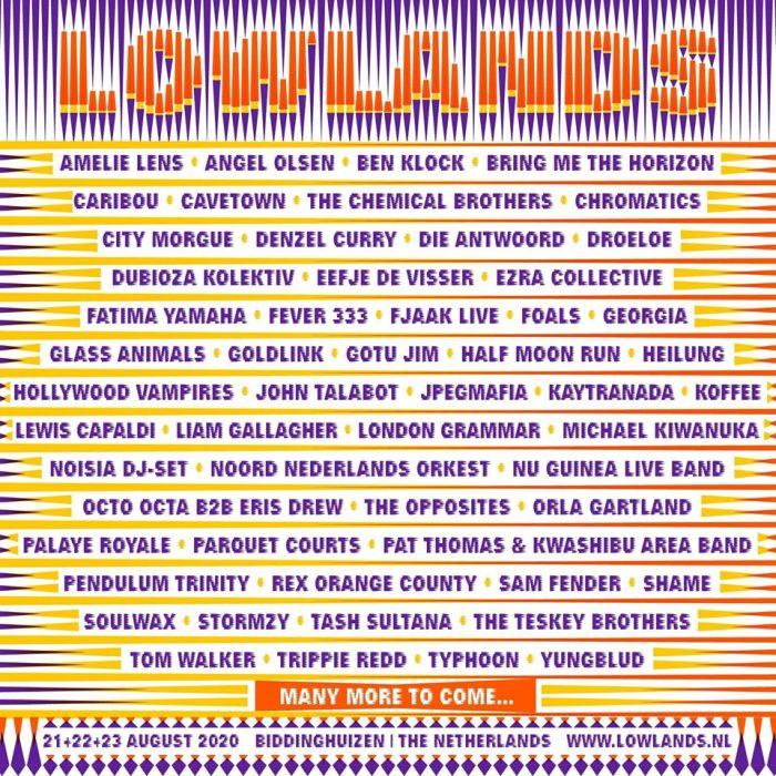 Lowlands 2020
