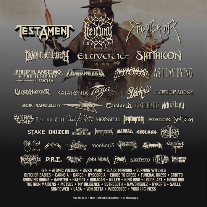 Alcatraz Hard Rock & Metal Festival 2021