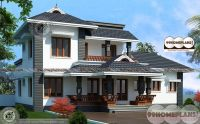 Different House Designs And Floor Plans - Free Traditional ...