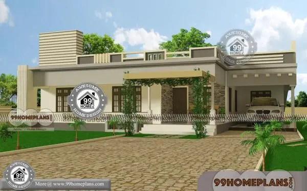 Single Floor Low Budget Home Design Images Trendsmeup