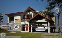 Original House Plans How To Find with 2 Story Modern Home ...