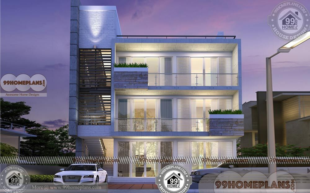 3 Storey House Interior Design