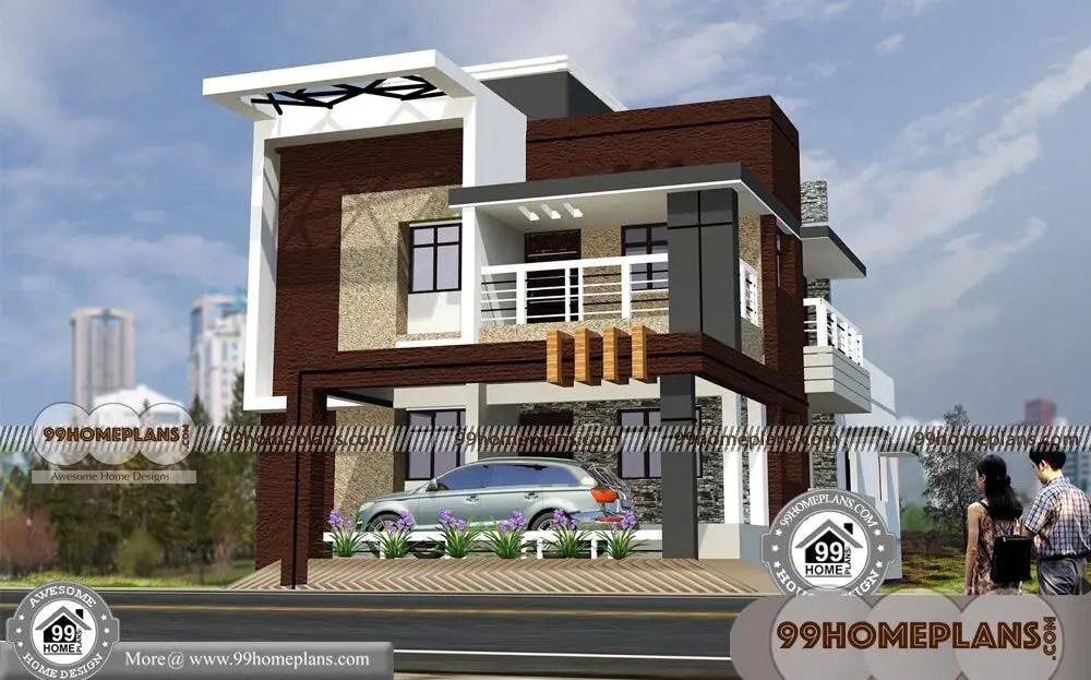 Garage Apartment Ideas 50 Modern Double Storey House Plans Design