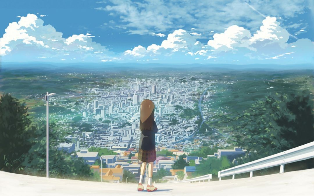 Download and discover more similar hd wallpaper on wallpapertip. 70+ Japanese Anime City - Android, iPhone, Desktop HD ...