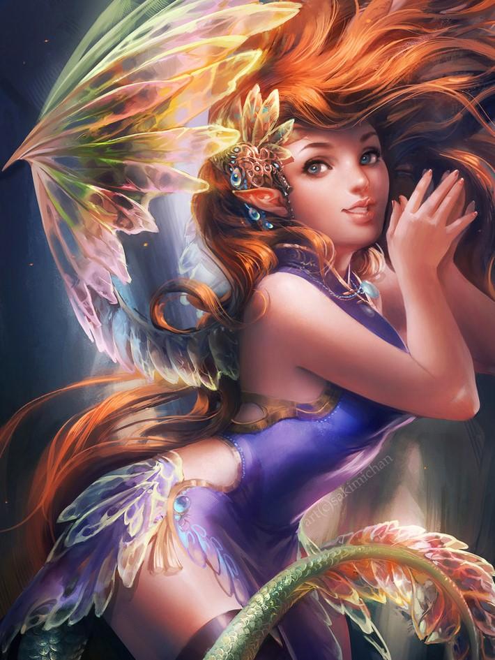 Amazing Digital Art Characters 10