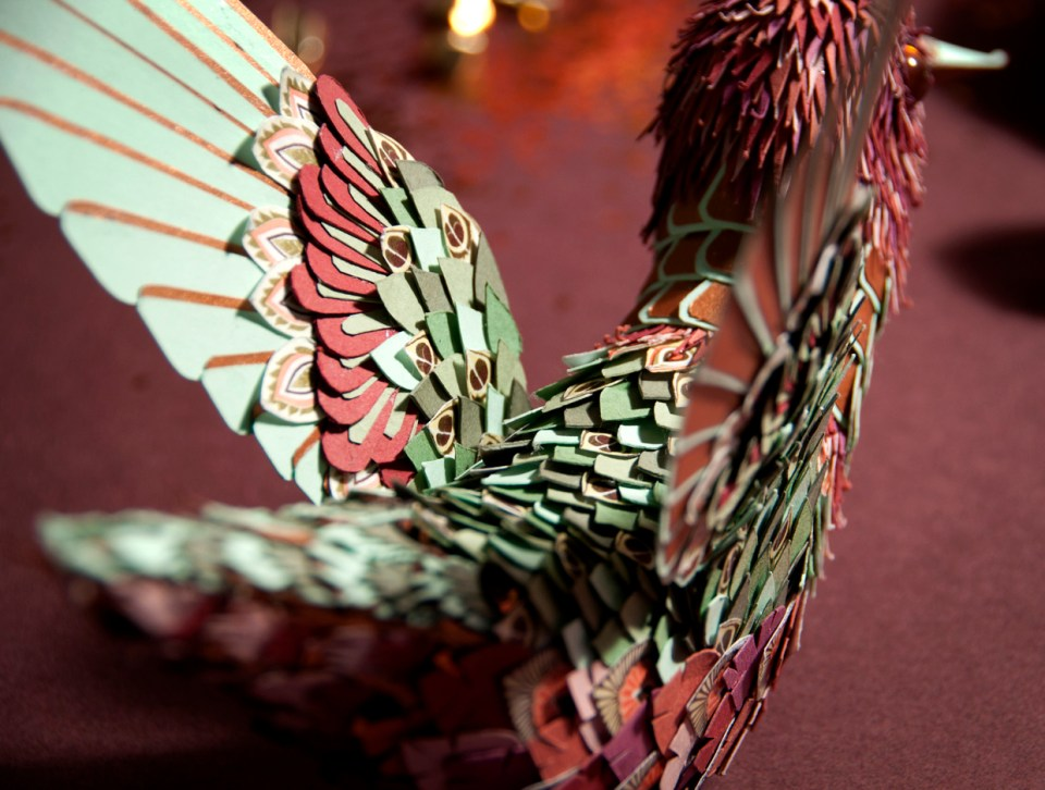 best papercraft art design 14