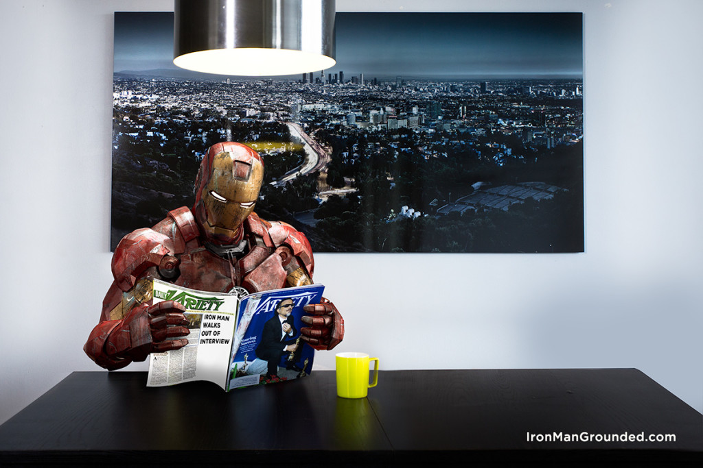 Iron Man Grounded Humanizes  What Happened With Him  99inspiration
