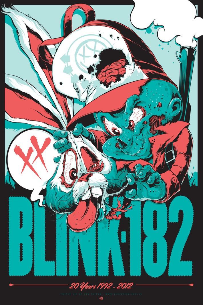 wonderful gig poster design 2015