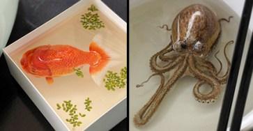 Beautiful 3D Art paintings by Keng Lye