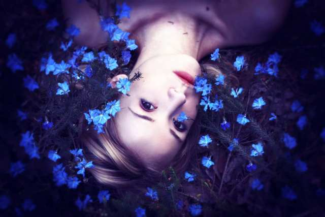 Artistic Self Portrait Photography Ideas by Amy Haslehurst