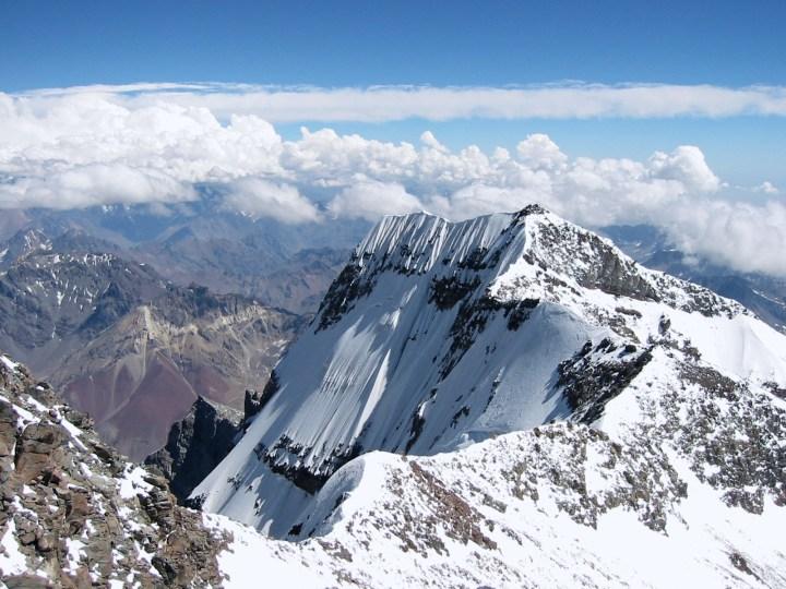 Jayawijaya Mountain - Papua