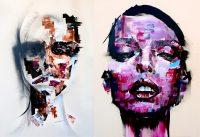Creative Painting portrait by Josept Lee | 99inspiration