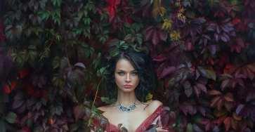Beautiful Female Portraits by Nadezhda Shibina