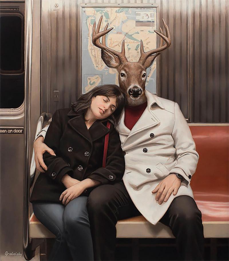 Stunning Surreal Painting Artworks 01