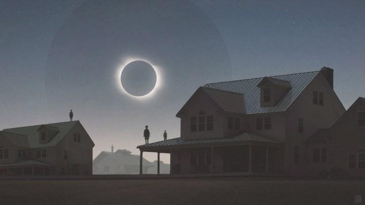 Wonderful Digital Landscapes by Yuri Shwedoff
