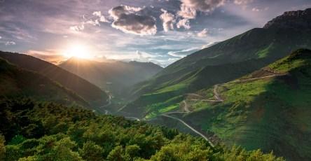 Magnificent Mountain Landscape Photographs