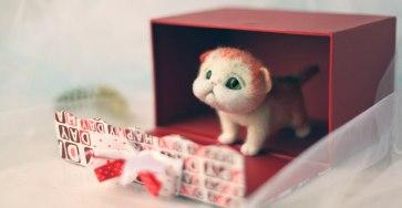Cute Handmade Tenderness Gift 77