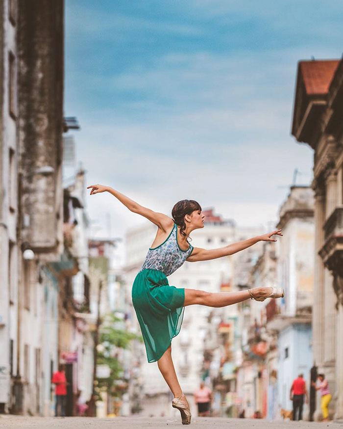 Ballet Dancers Cuba Omar Robles 44