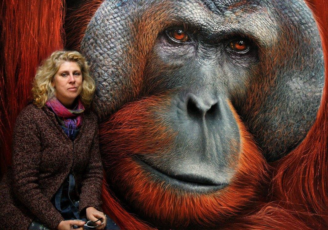 Mind Blowing Hyper Realistic Oil Paintings by Christiane Vleugels