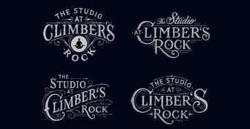 20 Creative Hand Drawn Logo Design Inspiration