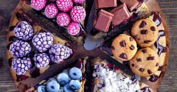 vegan colorful food arrangements jose naturally 10