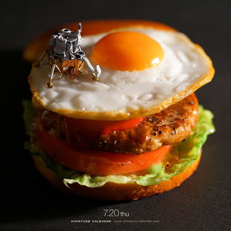 Creative Miniature Art by Tanaka Tatsuya