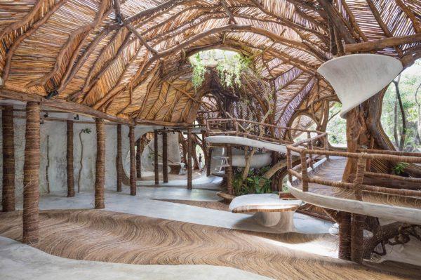 Ik Lab Art Tropical Design In Tulum 99inspiration