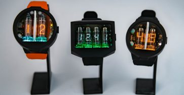 Nixie Watch - ERA - Glower - Nixoid