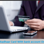 How To Link Aadhaar Card With bank account Online?