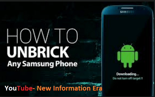 unbrick samsung android phone